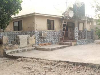 3 Bedrooms Bungalow, with 2 Rooms Bq and a 2 Rooms Gate House, Customary Court Street, Bwari, Bwari, Abuja, Detached Bungalow for Sale