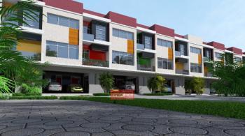 Dev 4 Bedroom Terraced Duplex with Study, Family Lounge + Bq, Ocean Breeze Estate, Maiyegun, Ologolo, Lekki, Lagos, Terraced Duplex Joint Venture