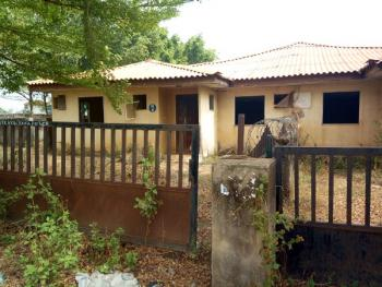 Carcass 3 Bedroom Semi-detached Bungalow, Citec Estate, Mbora, Abuja, Semi-detached Bungalow for Sale