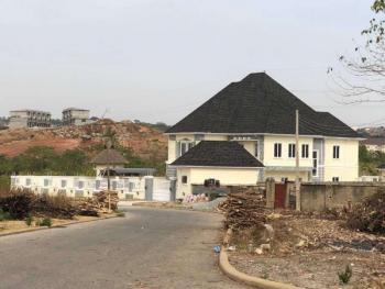 a Brand New 5 Bedroom Detached Duplex with Two Rooms Guest Chalet, Close to Asokoro Extension, Guzape District, Abuja, Detached Duplex for Sale
