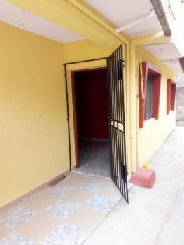 Newly Renovated 2 Bedroom (with 2 Toilets & Bath), Grammar School, Ojodu, Lagos, Flat for Rent