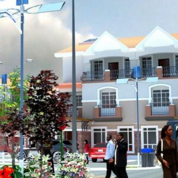 Dayspring Gardens, Census Close, Bode Thomas, Surulere, Lagos, Terraced Duplex for Sale