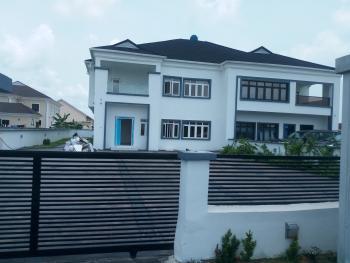 6 Bedroom, 3 Sitting Room, 1 Study Room & 2 Room Bq, Built on 600sqm of Land, Plot B32, Olowu Street, Royal Gardens, Ajiwe, Ajah, Lagos, Semi-detached Duplex for Sale