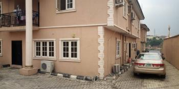 a Fantastically Built and Architecturally Designed One Block of 4 Flats of 3 Bedrooms Flat with a Mini Flat Bq Etc, River Valley Estate, Ojodu, Lagos, Block of Flats for Sale