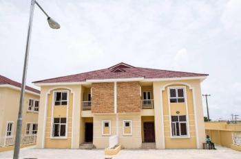 Brand New 4 Bedroom Semi Detached 24hrs Light, By Pinnock Beach Estate, Osapa, Lekki, Lagos, Semi-detached Duplex for Rent