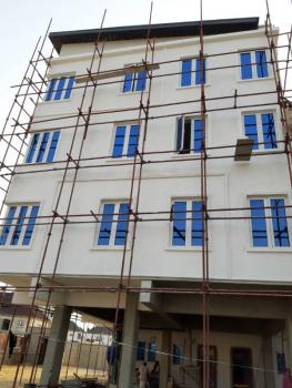 Luxury Serviced 3 Bedroom Flat with Bq, Oral Estate, Chveron, Lekki Expressway, Lekki, Lagos, Block of Flats for Sale