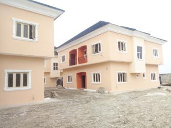 Newly Built 3 Bedroom Terraced Duplex, Ikota Villa Estate, Lekki, Lagos, Terraced Duplex for Rent