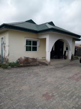 Spacious 4 Bedroom Bungalow Built on a Full Plot of Land, Elesekan, Bogije, Ibeju Lekki, Lagos, Detached Bungalow for Sale