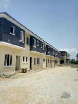Uniquely Built 1 Bedroom Terrace House on 2 Floors (nearing Completion), Lekki, Lagos, Terraced Duplex for Rent