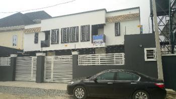 New and Tastefully Finished 4 Bedroom Duplex with Bq, Idado, Lekki, Lagos, Semi-detached Duplex for Sale