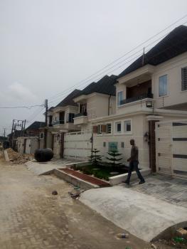 Luxury Newly Built 4bedroom Semi Detached Duplex at Ikota Villa Estate, Lekki, Ikota Villa Estate, Lekki, Ikota Villa Estate, Lekki, Lagos, Semi-detached Duplex for Sale