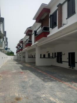Luxury Newly Built 4 Bedroom Terrace, Lekki Conservative Centre, Lekki, Lagos, Terraced Duplex for Rent