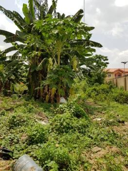 a Fenced and Gated Land Measuring 1700sqm, Adeniyi Jones, Ikeja, Lagos, Mixed-use Land for Sale