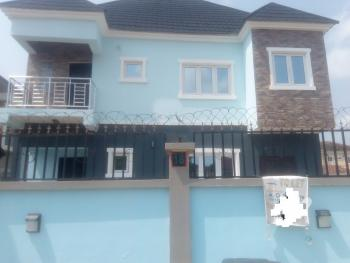 Newly Built Two Units of 4 Bedroom Flat, Sangotedo, Ajah, Lagos, Flat for Rent