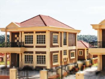 Luxury 4 Bedroom Duplex, Amen Estate, Eleko, Ibeju Lekki, Lagos, Detached Duplex for Rent