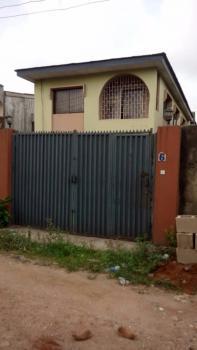 Four Units of 2 Bedroom Flats, Unity Estate, Egbeda, Alimosho, Lagos, Block of Flats for Sale