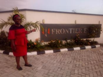 Frontier Estate. Title: C of O, Just After Shoprite Navare Mall, Bogije, Ibeju Lekki, Lagos, Mixed-use Land for Sale