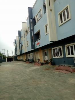Well Finished 4 Bedrooms Terraces + Bq, Off Lekki Conservation Centre, Chevron Drive, Lekki, Lagos, Terraced Duplex for Sale