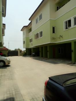Well Finished 3 Bedrooms Terraces with a Room Bq at Coral Court Estate Ikate Elegushi Lekki, Off Kunsenla Road Ikate Elegushi, Ikate Elegushi, Lekki, Lagos, Terraced Duplex for Sale
