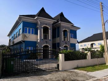Semi Finished 5 Bedroom Semi Detached Duplex., Beach View Estate Road, Ogombo, Ajah, Lagos, Semi-detached Duplex for Sale