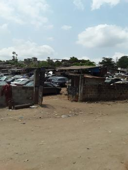 Land Measuring 1500sqm Fenced, Alausa, Ikeja, Lagos, Commercial Land for Sale