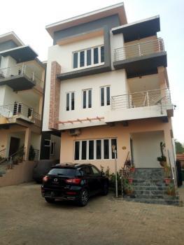4 Bedroom Terrace Duplex with a Bq, Guzape District, Abuja, Detached Duplex for Sale