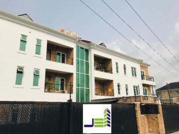 Three Bedroom Servicd Apartment with Pool and Fitted Kitchen, Lafiaji, Lekki, Lagos, Flat for Rent