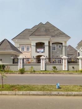 100% Completed Five Bedrooms Fully Detached Duplex with Bq, Efab Estate, Karsana, Abuja, Detached Duplex for Sale