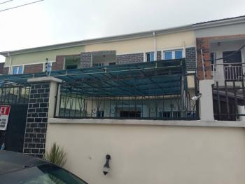 3 Bedroom Terrace Duplex with a Room Boys Quarters, Osapa, Lekki, Lagos, Terraced Duplex for Rent