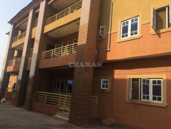 4 Bedroom Flat, Along Nuj Road, Off Berger, Ojodu, Lagos, Flat for Rent