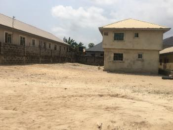 800sqm Land with Incomplete Structure, Lakowe, Ibeju Lekki, Lagos, Residential Land for Sale
