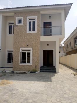 a Newly Built 5 Bedroom  Semi Detached, Agungi, Lekki, Lagos, Semi-detached Duplex for Rent