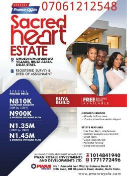 Sacred Heart Estates, Oshimili South, Delta, Mixed-use Land for Sale