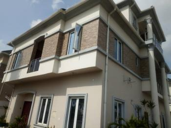 Brand New 6 Bedroom Fully Detached Duplex with 2 Rooms Bq, Chevron Drive, Chevy View Estate, Lekki, Lagos, Detached Duplex for Rent