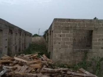 an Uncompleted Structure, Iju Street, 5 Min Drive to The Main Road, Sango Ota, Ogun, Block of Flats for Sale
