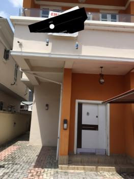 4 Bedroom Semi Detached Duplex with a Bq and Can Be Used As Office Space, Chevron Alternative Route, Lekki, Lagos, Semi-detached Duplex for Rent