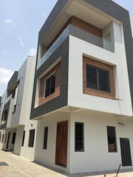 Luxury  6 Units of 5 Bedroom Terrace Houses, Sikiru Alade Oloko Street, Lekki Phase 1, Lekki, Lagos, Terraced Duplex for Sale