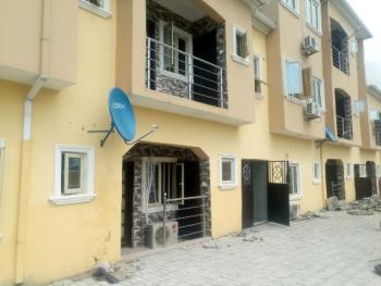 Lovely 2 Bedroom Flat with 3 Toilets, Peninsula Garden Estate, Ajah, Lagos, Flat for Rent
