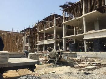 Luxury 3 Bedroom Terrace Apartment, Lafiaji, Lekki, Lagos, Flat for Sale
