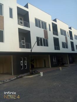 Newly Built and Well Finished Most Luxurious 24hrs Power Supply  Executive 3 Bedroom Terrace Duplex, Osapa, Lekki, Lagos, Terraced Duplex for Rent