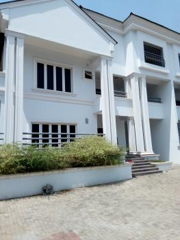 Luxury 7 Bedrooms Duplex with 3 Rooms Bq and Swimming Pool, Aso Drive, Maitama District, Abuja, Detached Duplex for Rent