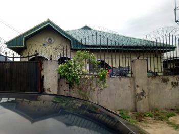 Bungalow of Three Flats, Otokutu, Ughelli South, Delta, Semi-detached Bungalow for Sale