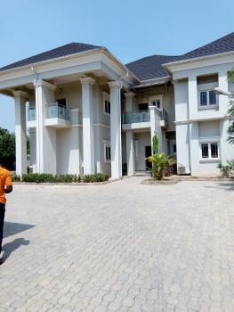 Luxury 5 Bedrooms Duplex with 2 Rooms Servant Quarters, Aso Drive, Maitama District, Abuja, Semi-detached Duplex for Rent