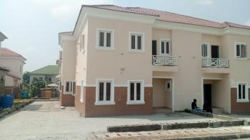 Brand New 4 Bedroom Semi Detached Duplex with Bq, Life Camp, Gwarinpa, Abuja, Semi-detached Duplex for Rent