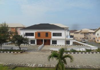 Large 5 Bedrooms Semi Detached Duplex for Sale in Ocean Bay Estate, Chevron Area of Lekki, Ocean Bay Estate, Along Orchid Hotel Road, Lafiaji, Lekki, Lagos, Semi-detached Duplex for Sale