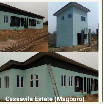 Beautiful Estate in Magboro, Few Minutes Drive to Ojodu Berger. Cassavilla Estate, Magboro,, Magboro, Ogun, Residential Land for Sale