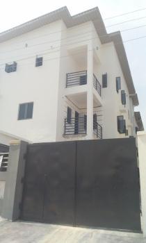 Newly Built 3 Bedroom Duplex with Bq, Idado, Lekki, Lagos, Terraced Duplex for Rent