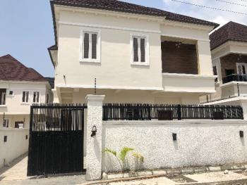 Brand New 5 Bedroom Duplex with a Room Bq, Chevron Alternative Route, Chevy View Estate, Lekki, Lagos, Semi-detached Duplex for Rent