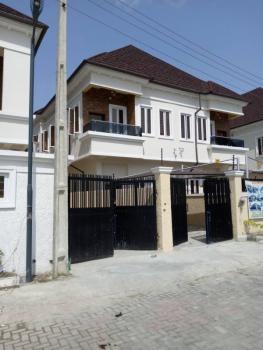 Semi Detached Three Bedroom with a Bq, Chevron Alternative, Lekki Expressway, Lekki, Lagos, Semi-detached Duplex for Sale