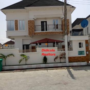 Luxury Four Bedroom Fully Detached Duplex, Along Chevron Alternative Route, Lekki Expressway, Lekki, Lagos, Detached Duplex for Sale